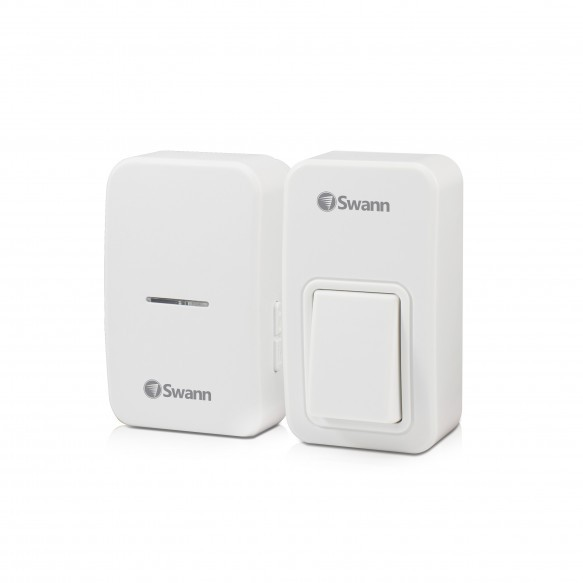 SWANN WIRELESS KINETIC DOOR CHIME