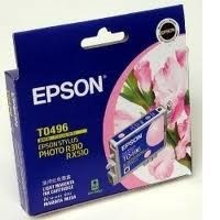 Image 1 of Epson T049690 LIGHT MAGENTA INK FOR RX630/ RX510/ R310/ R210, 430pages C13T049690