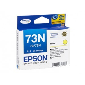 Image 1 of Epson T105492 Yellow Ink For C79/ C90/ C110/ Cx5500/ 6900f/ 7300/ 8300/ 9300f C13T105492