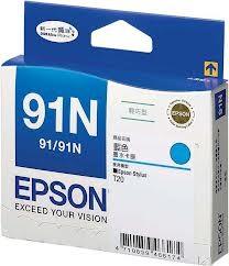 Image 1 of Epson T107292 Epson Stylus C90/ CX5500 Low Cost Cyan Ink Cartridge C13T107292