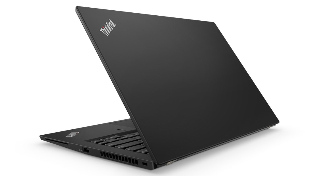 Image 1 of Lenovo Thinkpad T480s 14in Fhd Touch I7-8550u 8+8gb Ram 512ssd 4g Lte Ir Cam Win10 Pro 3 Cell 20L70045AU