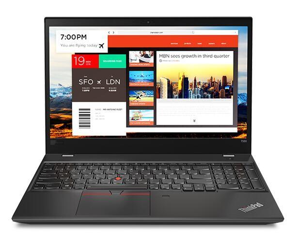 Image 1 of Lenovo Thinkpad T580 15.6in Fhd I5-8250u 8gb Ram 1tb Hdd Hd Cam Win10 Pro 4+3 Cell 3yrdp 20l9002eau 20L9002EAU