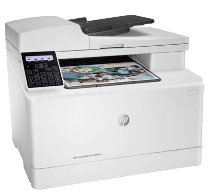 Image 1 of Hp Color Laserjet Pro Mfp M181fw T6b71a T6B71A