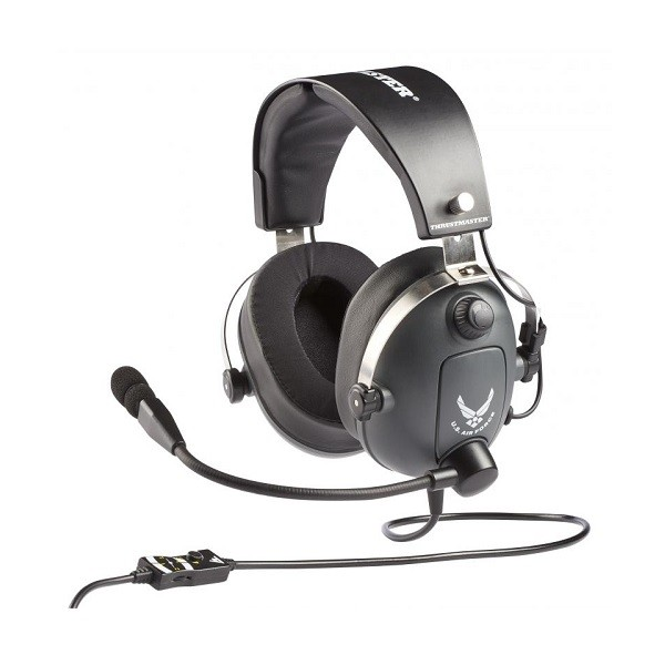 Image 1 of Thrustmaster T.Flight U.S. Air Force Edition Headset Tm-4060104 TM-4060104