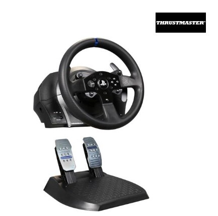 Thrustmaster T300 Rs Gt Edition Force Feedback Racing Wheel For Pc, Ps3 &  Ps4 Tm-4160688