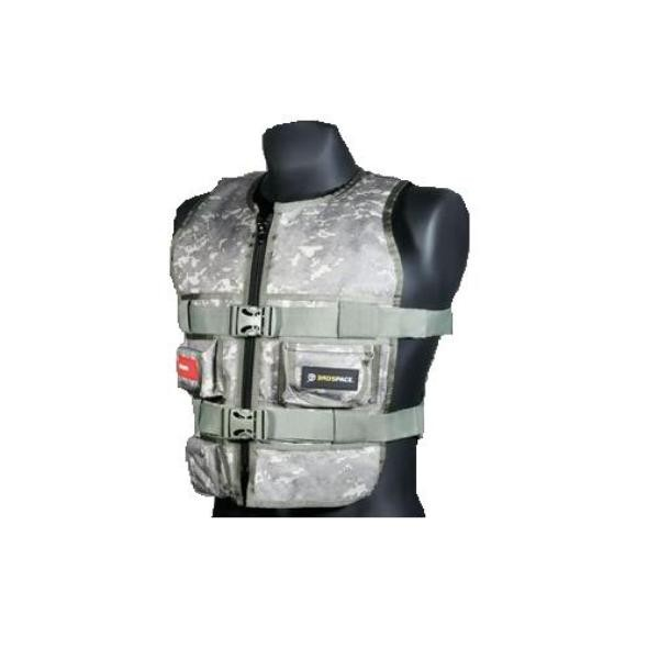Image 1 of Tn Games 3rd Space Gaming Vest Camo Large Tn-vest-camo-l TN-Vest-Camo-L