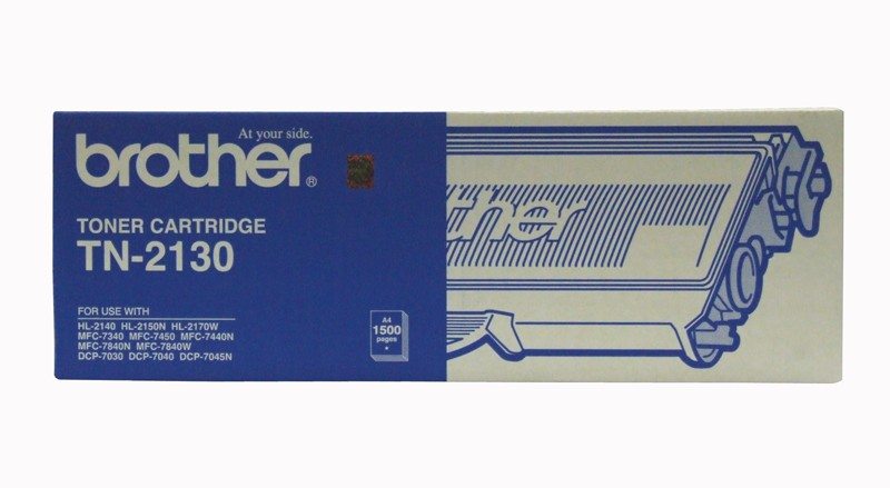 Image 1 of Brother Tn2130 Blk Toner Tn2130 For Hl-2140/ 2170w TN-2130