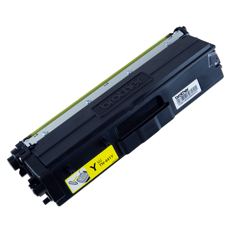 Image 1 of Brother Standard Yield Yellow Toner To Suit Hl-L8260Cdn/ 8360Cdw Mfc-L8690Cdw/ L8900Cdw - 1 800Pages 84GT810Y156