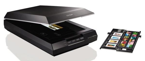 Image 1 of Epson V600 Film&doc Scanner, 6400x9600dpi, Optical Density 3.4, Led Tech B11B198034