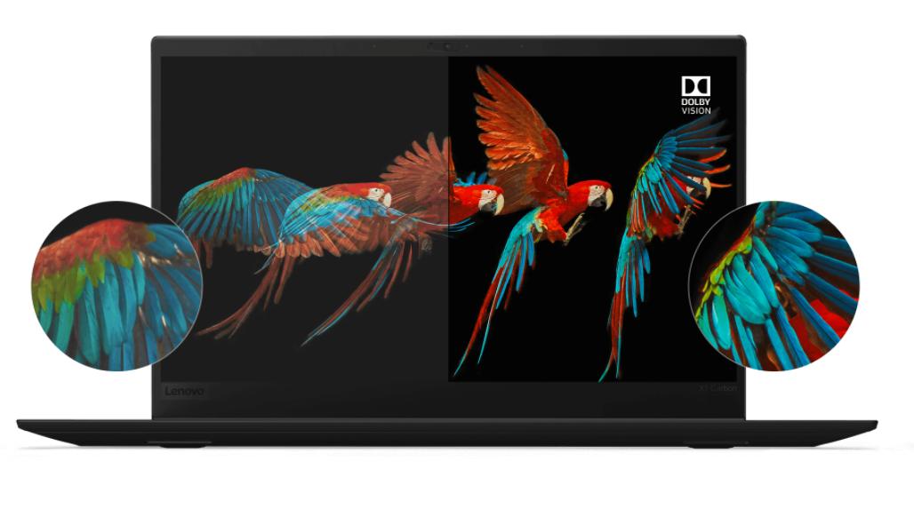 "Image 1 of Lenovo Thinkpad X1 Carbon-g6 14"" Fhd I7-8550u 16gb Lpddr3 512gb Ssd Win10 Pro 3yrs Rtb 20khs00a00 20KHS00A00"