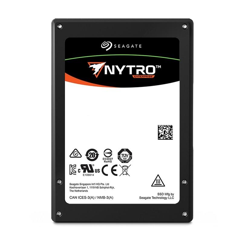 """Image 1 of Seagate Nytro 1551 Ssd 2.5"""" Sata 480gb 560r/ 535w-mb/s 3dwpd 5yr Wty Xa480me10063 XA480ME10063"""