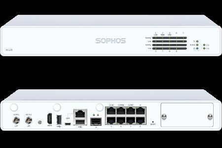 Image 1 of SOPHOS Xg 135 Rev.3 Totalprotect Plus 1-Year (Appliance+Fullguard+Sandstorm+Enh Sup.) Xp1D13San XP1D13SAN