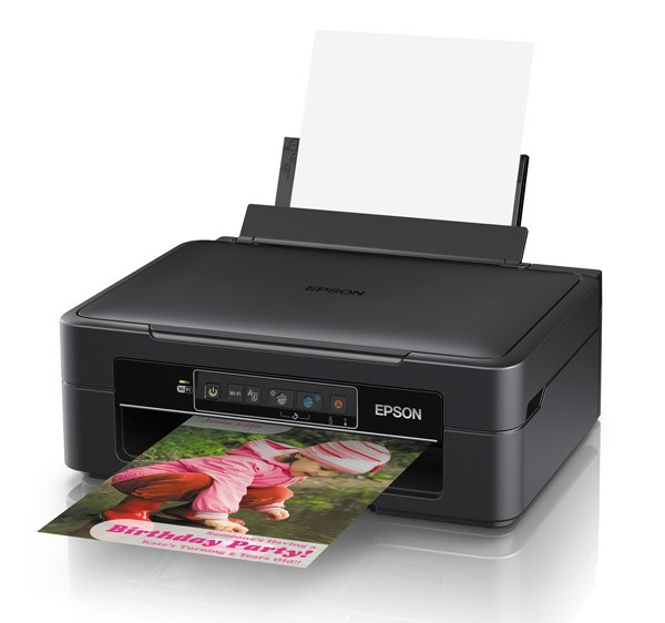 EPSON XP240 Multfunction Inkjet - Print, Scan, Copy