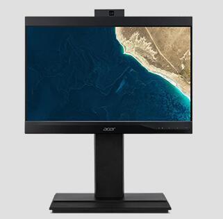 Image 1 of Acer Veriton Aio Z4860G I5-8400 8Gb 256Gb Dvd-S/ M Hdmi+Dp+Vga Usb3.0 Vesa Mount Windows 10Pr UD.VRZSA.003-F44