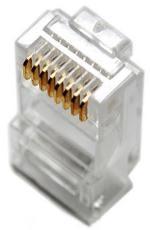 Shintaro Rj45 Cat5e Connectors (box Catrj45p