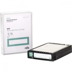 HPE Rdx 3Tb Removable Disk Cartridge Q2047A