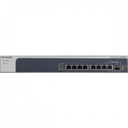 Netgear 8-Port 10-Gigabit/ Multi-Gigabit Xs508M-100Ajs