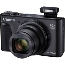 Canon Sx740Hsbk Powershot Sx740Hs Camera Sx740Hsbk