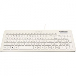 Man and Machine VERY COOL SCISSOR STYLE KEYBOARD WHITE (VC/W5)