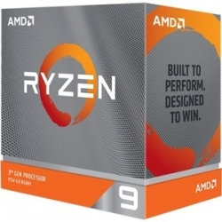 AMD Ryzen 9 3950X WITHOUT COOLER 16CORE 32THREAD 70MB 4700MAX MHZ (100-100000051Wof)