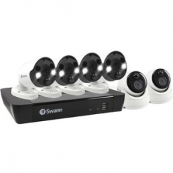 Swann 6 Camera 8 Channel 4K Ultra HD NVR Security System (SWNVK-886802D4FB-AU)