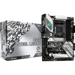 AsRock B550 STEEL LEGEND MotherBoard (B550 STEEL LEGEND)