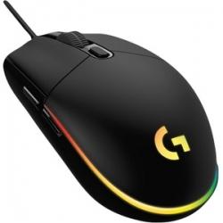Logitech G203 gaming mouse - Black (910-005790)