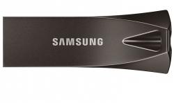 Samsung 256Gb USB 3.1 Flash Drive BAR Plus - Titan Gray (Muf-256Be4/Apc)