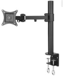 "Speed Single Monitor Arm Desk Mount Up To 34"" (Mnt-Speed-Lcd482/S)"