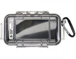 Pelican 1015 Micro Case Clr With Blk 1015-005-100