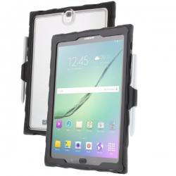 Gumdrop Droptech Clear Samsung Galaxy Tab S3 Case - Designed For Samsung Galaxy Tab S3 Dtc-sgts3-blk_smk