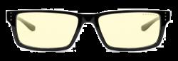 Gunnar Riot Amber Onyx Indoor Digital Eyewear Gn-Rio-00101