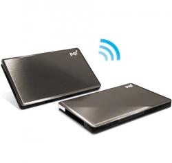 Pqi Wi-fi Portable Storage Drive, Air Drive, A100, 0gb, Gray