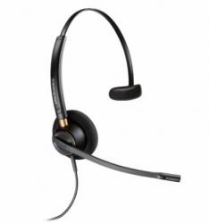 Plantronics Encorepro Hw510d Over-the-head Monaural Digital Series Corded Headset Top 203191-01