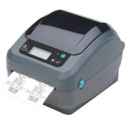 Zebra Gx420d 4in Desktop Direct Thermal Printer 203dpi Uk/ Au/ Jp Cords Epl2 Zpl Ii Usb Serial