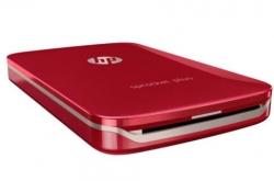 Hp Sprocket Plus Printer Red 2fr87a