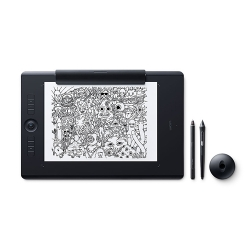 Wacom Intuos Pro Large With Wacom Pro Pen 2 Technology With Paper Kit Pth-860/k1-c