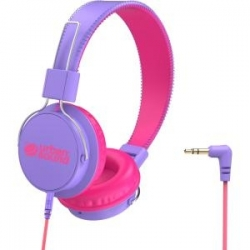 Verbatim Urban Sound Volume - Limiting Kids Headphones - Purple/pink 65484