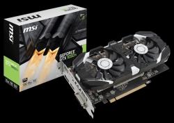 Msi Nvidia Geforce Gtx 1050 Ti 4gt Ocv1 Graphic Card Gddr5 128bit Dx12 Dual-link Dvi-d X 1 Displayport