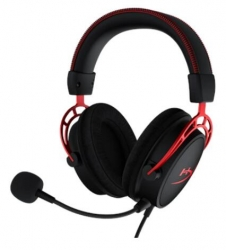 Kingston Hyperx Cloud Alpha Pro Gaming Headset For Pc Ps4 & Xbox One Nintendo Switch Hx-hsca-rd/as