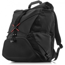"Hp Carrying Case (backpack) For 43.2 Cm (17"") Notebook - Black - Water Resistant - Checkpoint"