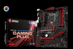 Msi H370 Gaming Plus Intel Atx Mb (entry Gaming) H370 Gaming Plus