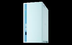 QNAP TS-230 , 2-bay NAS, Realtek RTD1296 quad-core 1.4GHz processor (TS-230)