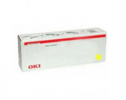 Oki Toner Cartridge Yellow For C332dn/mc363dn; 3,000 Pages @ (iso) 46508717