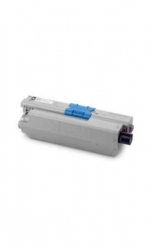 Oki Toner Cartridge Black For C332dn/mc363dn; 3,500 Pages @ (iso) 46508720