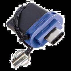Verbatim Storen Go Dual Drive Usb 3.0 Usb C 16Gb R:110Mb W:10Mb/ Sec 49965