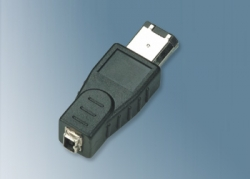 Generic Adapter: 1394a Firewire 4f To 6m
