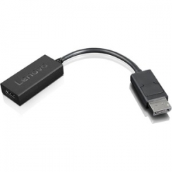 Lenovo Displayport To Hdmi 2.0B Adapter 4X90R61023