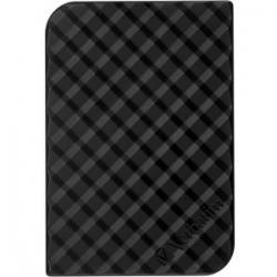 Verbatim 2.5in Usb 3.0 Store'n'go Hdd Grid Design 2tb - Black 53195