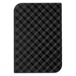 Verbatim Store N Go 2.5ingen2 4tb Usb3.0 Black (6.35mm) (15mm) 53223